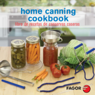 Fagor Pressure Home Canning Recipe Booklet