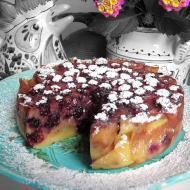 Fruit Clafoutis - When You Don't Have a Bowl of Cherries
