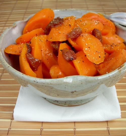 Maple Glazed Carrots Pressure Cooker Recipe