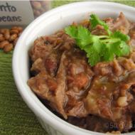 Surly Kitchen's Pressure Cooker Refried Beans - Reader Recipe