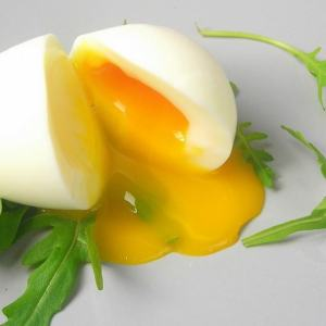"CRACKED! Soft, Medium, and Hard ""Boiled"" Eggs in the pressure cooker"