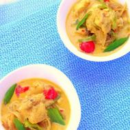 WOW! Coconut Fish Curry