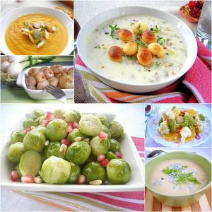 Pressure Cooker Recipe Collections: Fall Pressure Cooker Soups 'n Salads