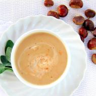Creamy & Dreamy: Chestnut Soup (Potage di Marroni)