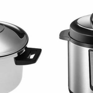 The difference between stove top and electric pressure cookers?