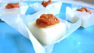 NUTS! Pressure Cooked Chestnut Spread Recipe