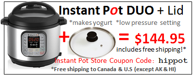 Instant Pot DUO Discount Coupon