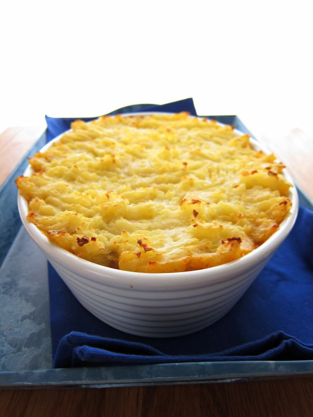 British Comfort Food has never been so fast!  PRESSURE COOKER Cottage Pie