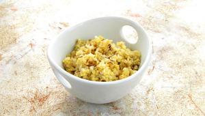 Millet!  It's the new quinoa.