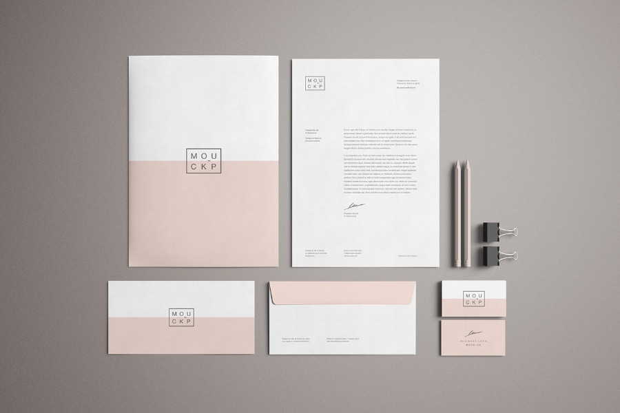 100 Free Resume Templates Psd Word Utemplates The Best 32 Free Branding Identity And Stationery Psd