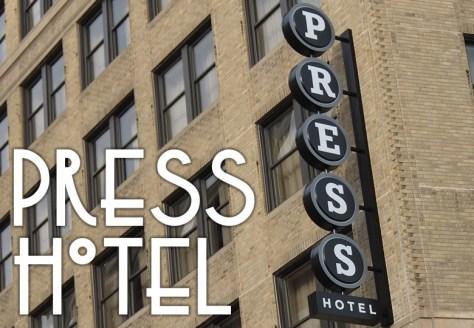 Portland Press Hotel | Portland, Maine
