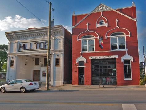 Silver Dollar Exterior Louisville
