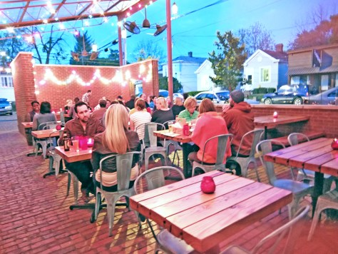Silver Dollar Patio Louisville