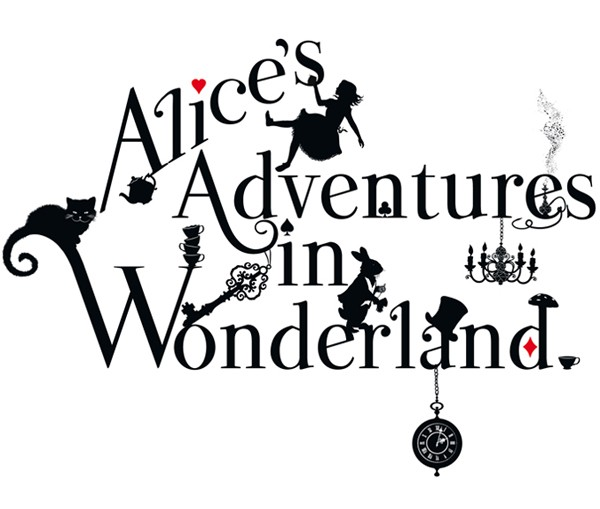 Falling Down The Rabbit Hole Wallpaper 150 Years Of Alice S Adventures In Wonderland Hire An
