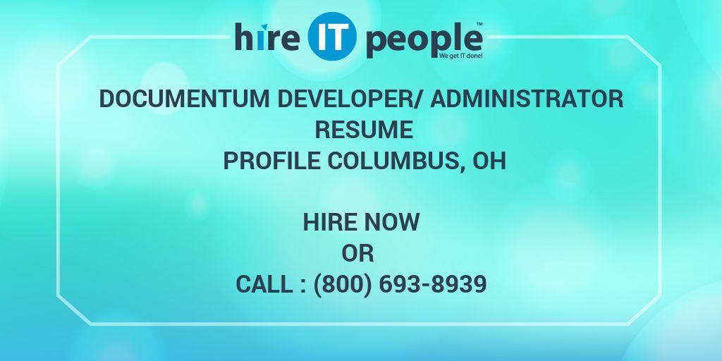 Documentum Administrator Cover Letter Resume Template Paasprovider Com