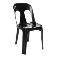 Chair - Pippee Black - Hire Society