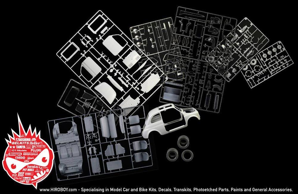 112 Fiat 500F (Italeri) IT-4703 Italeri