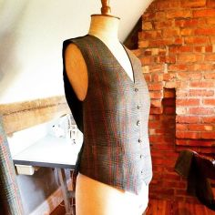 Shooting Outfit in an Estate Tweed