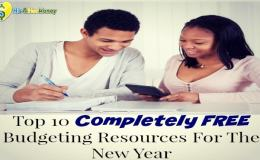 Top 10 Completely FREE Budgeting Resources