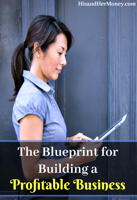 The Blueprint for Building a Profitable Business