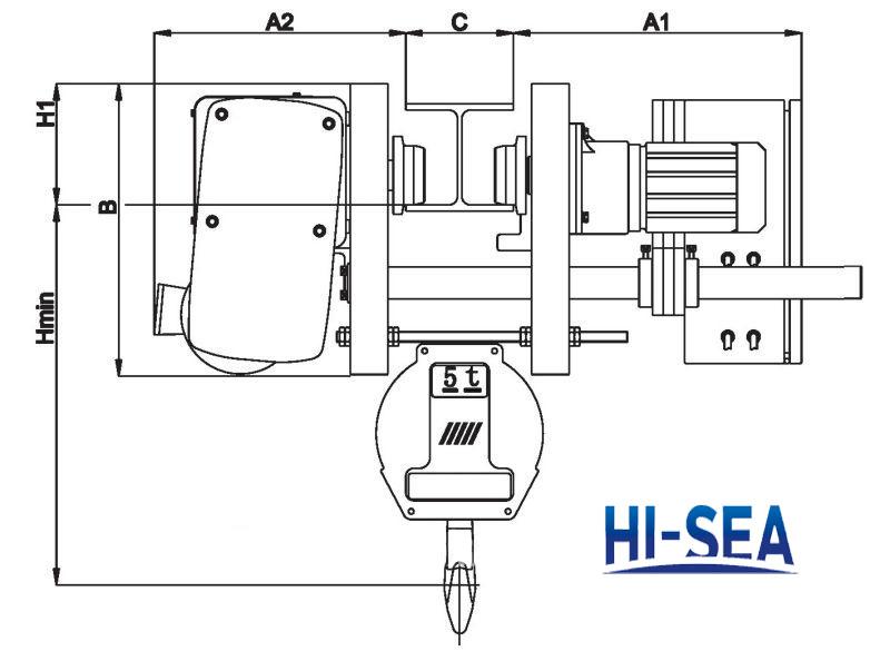 Wire Rope Hoist Wiring Diagram Wiring Diagram 2019