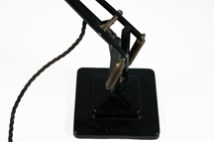 detail from original vintage 1950s Anglepoise 1227 lamp