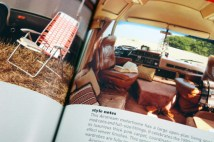 page in My Cool Campervan featuring an Airstream motorhome interior