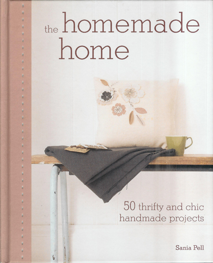 Homemade Home book cover