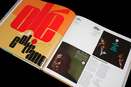 """Olé"" John Coltrane LP cover"