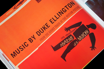 Duke Ellington LP cover