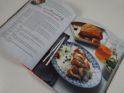 "pork belly recipe in ""My Vietnamese Kitchen"" cookery book"