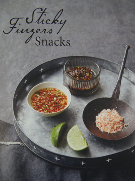 "sticky fingers chapter from ""My Vietnamese Kitchen"" cookery book"