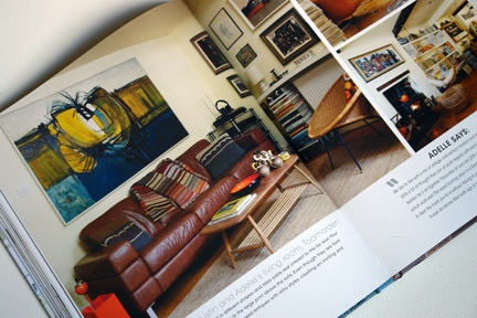 Our home featured in Style Your Modern Vintage Home