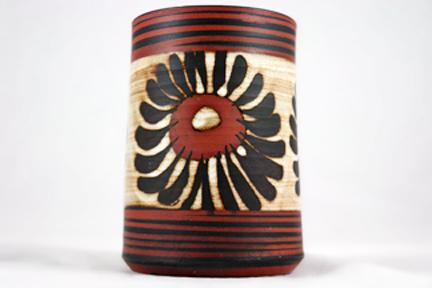 Vintage Briglin Pottery vase