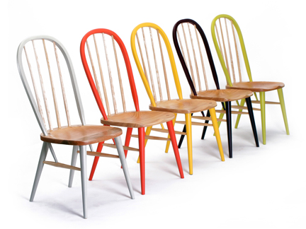 Chris Eckersley 'Arden' chairs