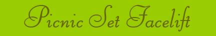 """Picnic Set Facelift"" blog post banner"
