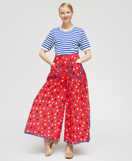 Marimekko Hulmu trousers