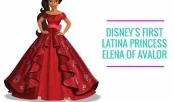 It's Our Time Thanks To Disney's Latina Princess, Elena of Avalor