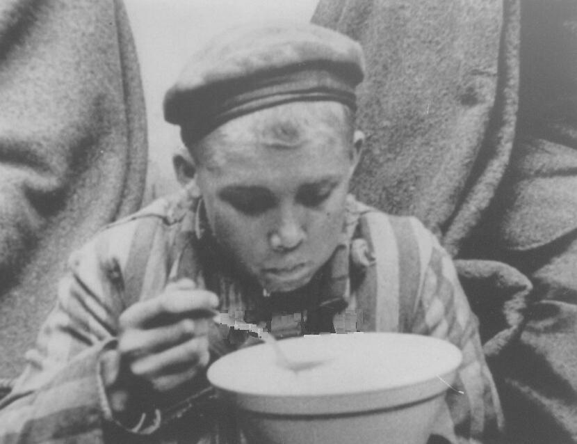 Nazi Concentration Camps Children