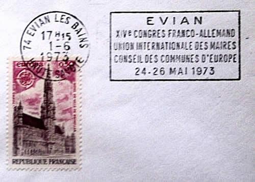 1963-1967 CEE CECA EURATOM - Chambre De Commerce Franco Allemande