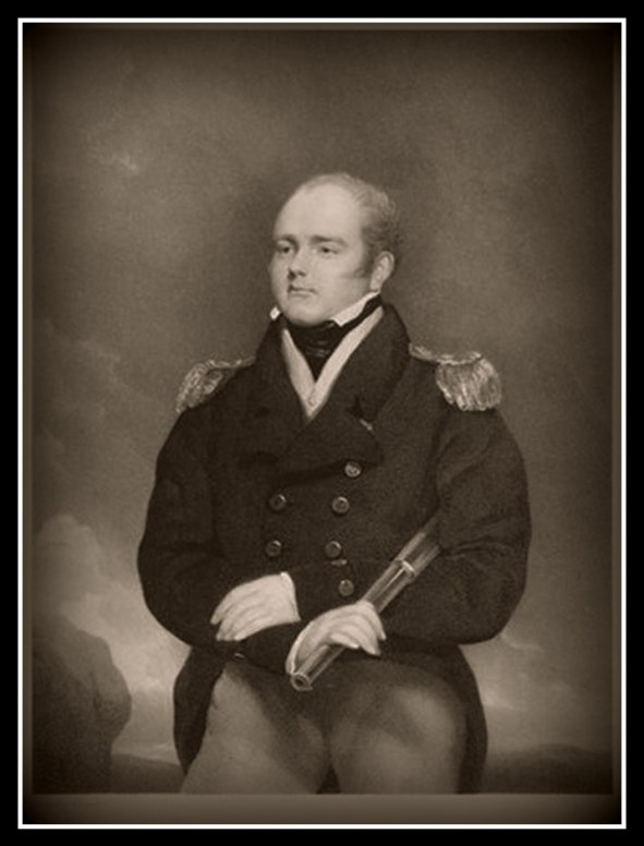 Capt. Robert Cavendish Spencer