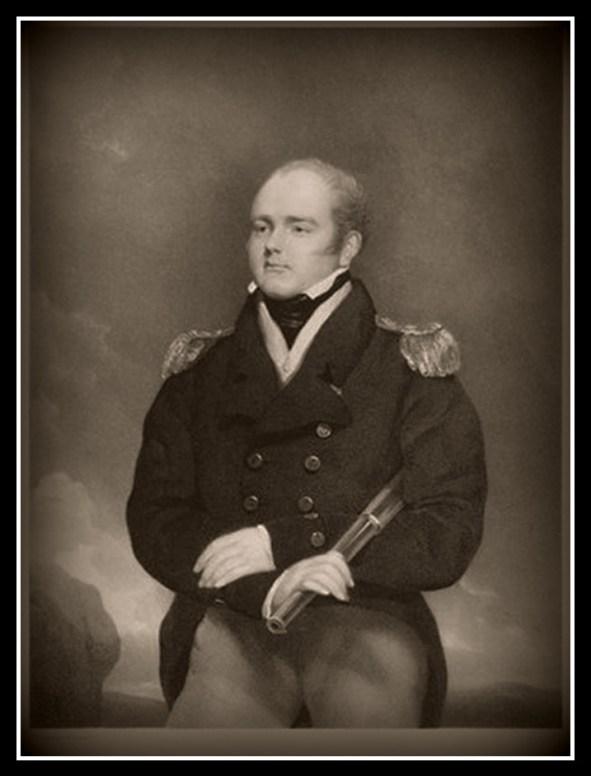Capt. Robert Cavendish Spencer