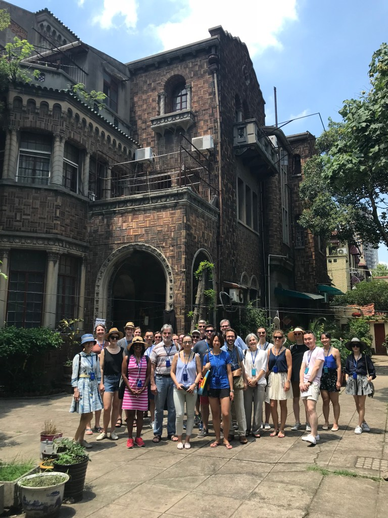 Historic Shanghai group-Tobacco Mansion