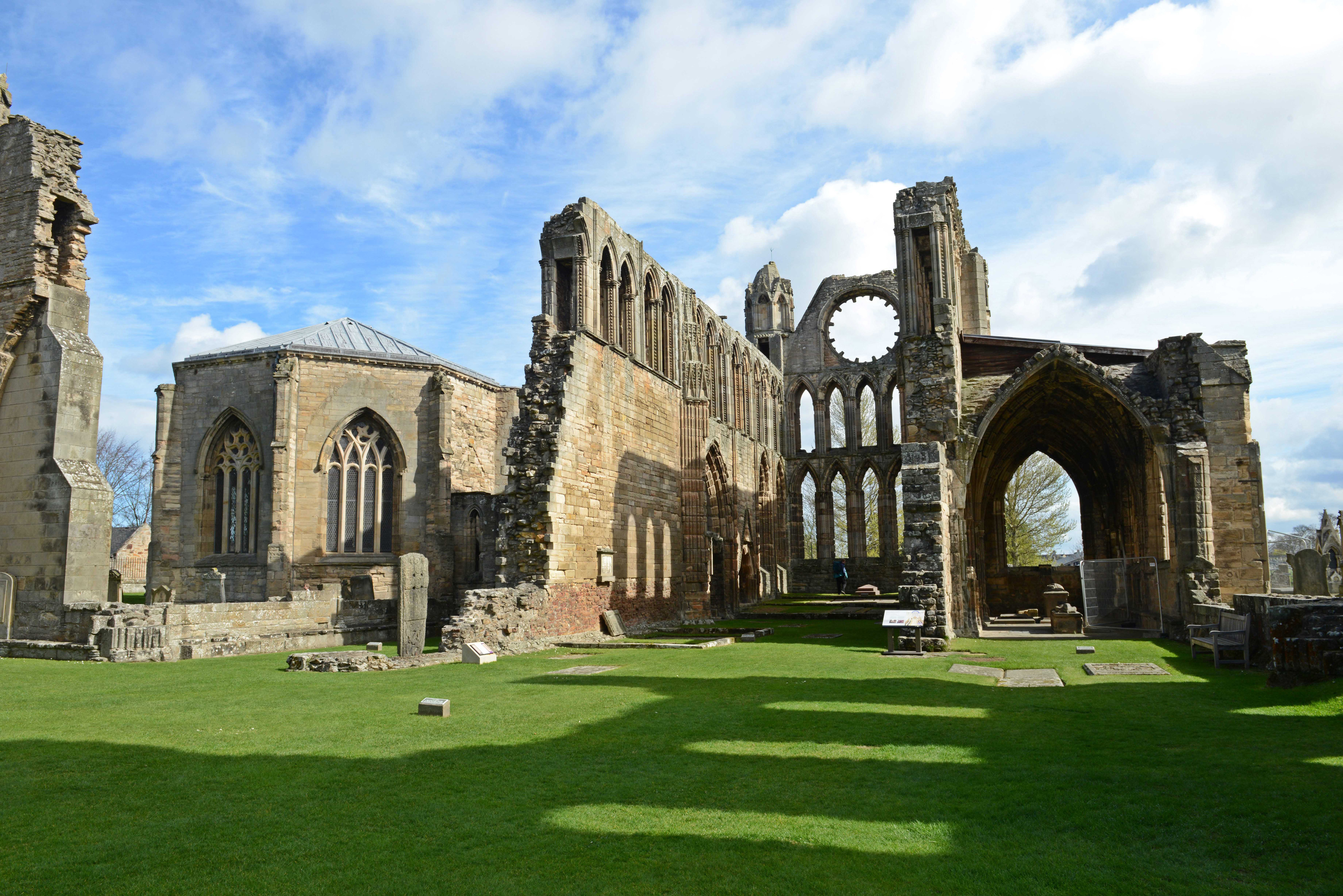 Entry3 Elgin Cathedral Lead Public Body For Scotland S Historic