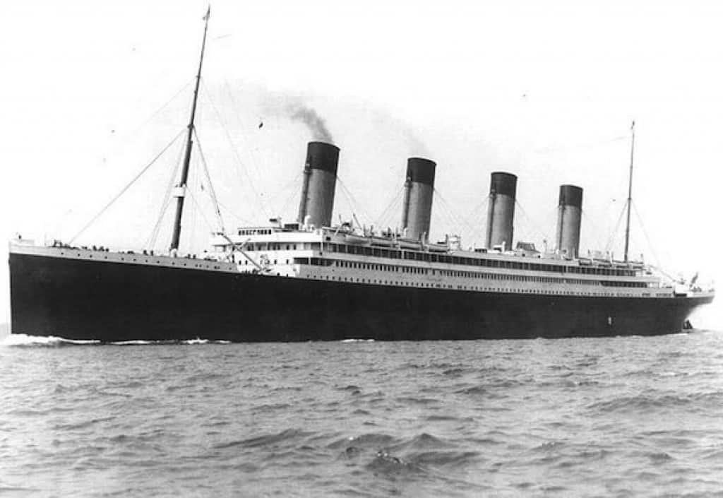 Did The Rms Titanic Sink Historic Mysteries