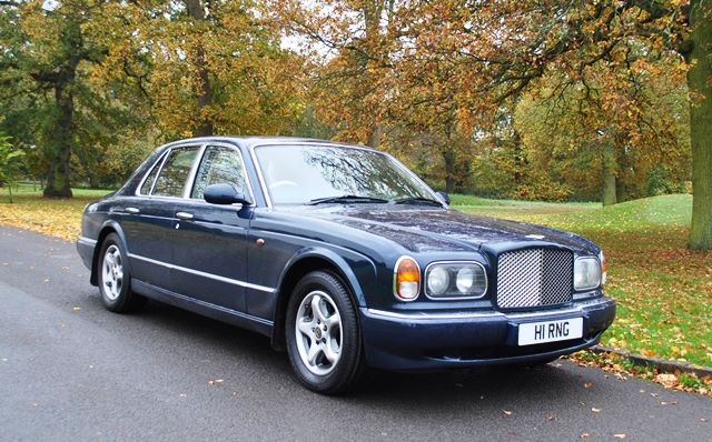 REF 121 1999 Bentley Arnage Green Label