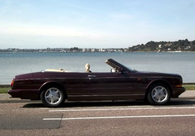 Historics at Brooklands - Specialist Classic and Sports Car Auctioneers - 1997 Bentley Azure