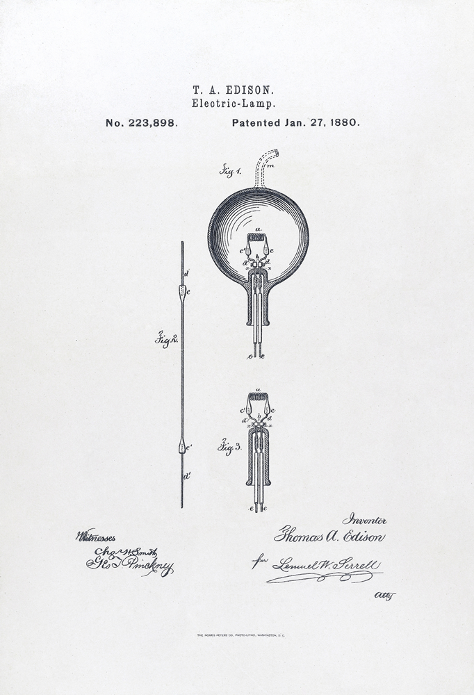 The Invention of Electric Lighting - Electricity  Alternative