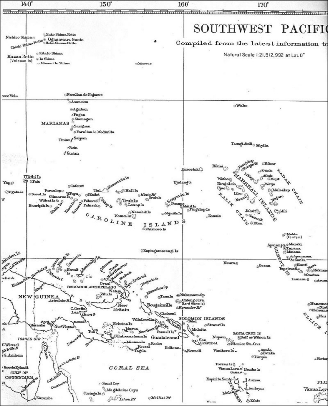 Battle of the Coral Sea- Combat Narrative