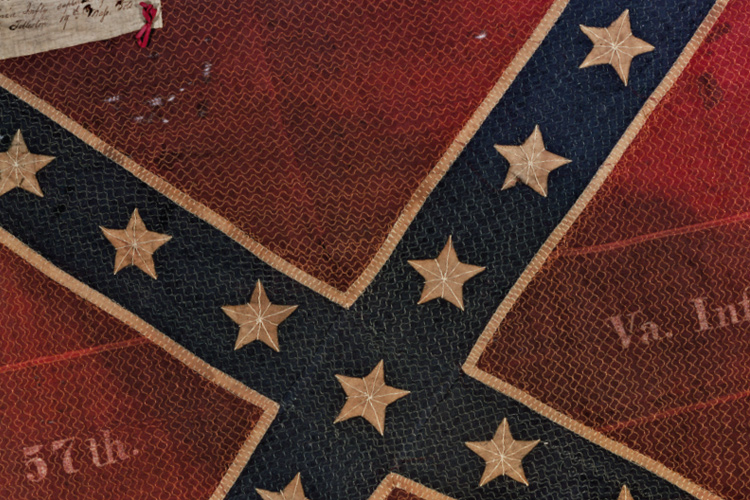 Embattled Banner The True History Of The Confederate Flag
